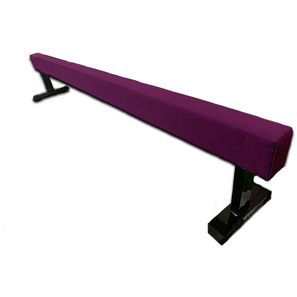 Gymnastics Low Balance Beam 8ft (30cm high)