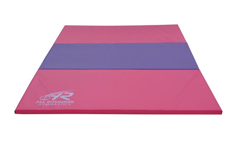 3 Panel Folding Gymnastics Mat